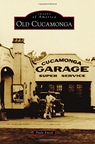 Nv Vineyard Wines - Old Cucamonga (Images of America)