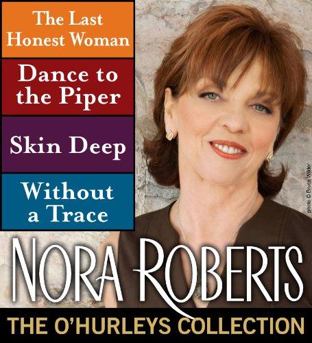 Nora Roberts O'Hurleys Collection (The O'Hurley's)