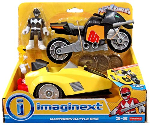 Fisher-Price Imaginext Power Rangers Mastodon Battle Bike