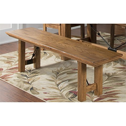 Sunny Designs Sedona Expandable Bench, Wood Seat -  1499RO