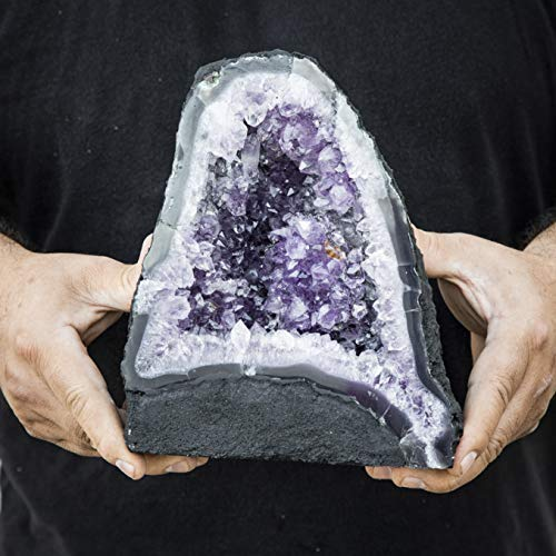 Beverly Oaks Large Amethyst Crystal Cathedral Raw