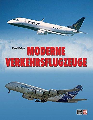 Moderne Verkehrsflugzeuge
