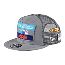 Troy Lee Designs Mens 2017 KTM Team LIC Snapback Adjustable Hat/Cap