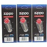 輸入ZIPPO 着火石フリント 6石入り3組セット 18石
