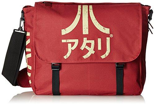 Bioworld Atari Messenger Bag Japanese Logo