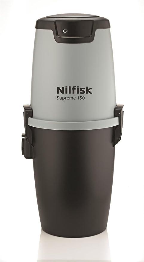 Amazon.com: Nilfisk Supreme 150 - Aspiradora central de la ...