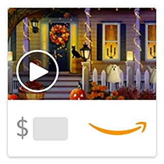 Amazon eGift Card - Magical Halloween (Animated) [American Greetings] (B00CT7A13S) | Amazon price tracker / tracking, Amazon price history charts, Amazon price watches, Amazon price drop alerts