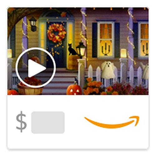 Amazon eGift Card - Magical Halloween (Animated) [American Greetings] -