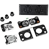 Traxxas 8013 Land Rover Defender Grill / Headlight Housing / lenses / mounts (fits #8011 body)