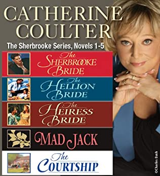 book cover of The Sherbrooke Series Novels 1-5