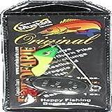 Carlson Erie Dearie Original Yellow and Green Fishing Lure
