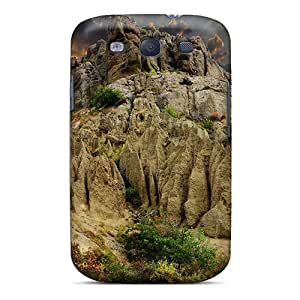 New Style MooVers Fabulous Mountain Scape Premium Tpu Cover Case For Galaxy S3