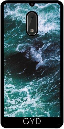 Funda de silicona para Nokia 6 - Mar by adovemore
