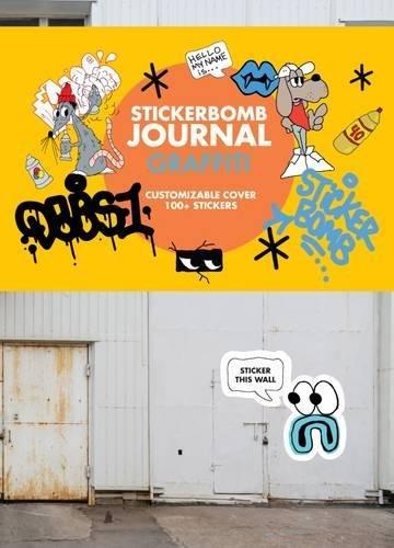 Stickerbomb Journal: Graffiti ()