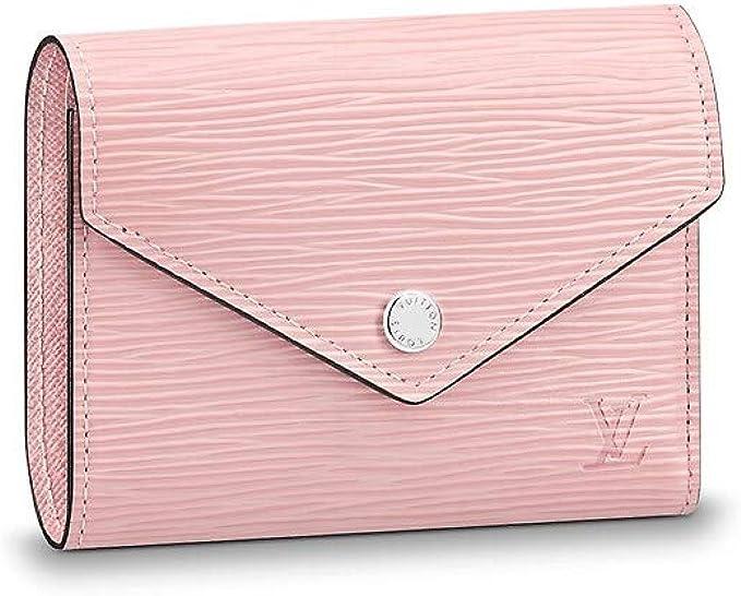 Louis Vuitton Victorine M62946 - Cartera de piel para bailarina, color rosa: Amazon.es: Ropa y accesorios
