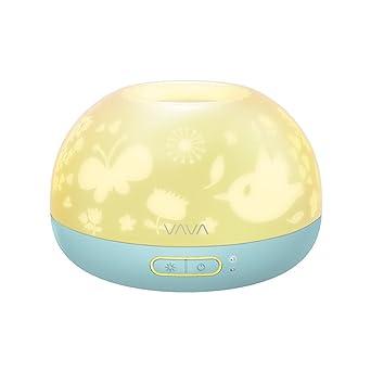 VAVA Luftbefeuchter für Babyzimmer, 200 ml, (mit RGB ...