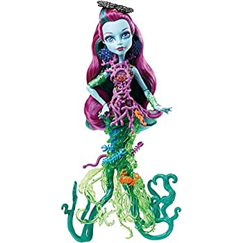 Amazon.com: Monster High Great Scarrier Reef Down Under