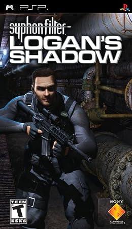 Syphon Filter: Logan's Shadow - Sony PSP