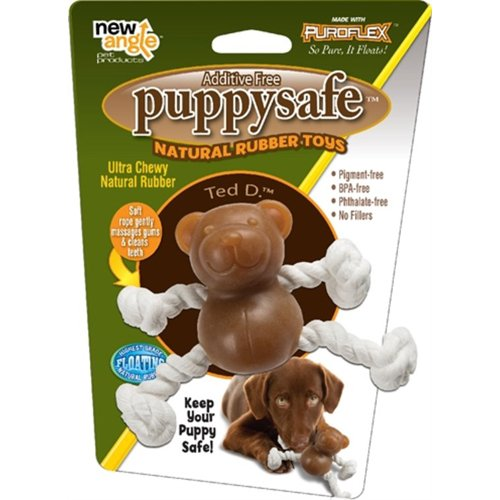 Ted D Rubber Toy