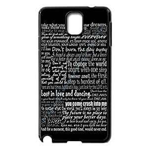 DIY Hard Back Case Skin with Dave Matthews for Samsung Galaxy Note 3 III N9000 -Black031106