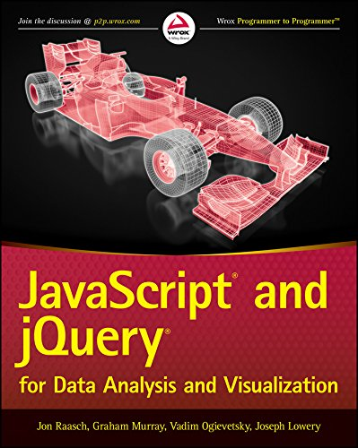 Download JavaScript and jQuery for Data Analysis and Visualization Pdf