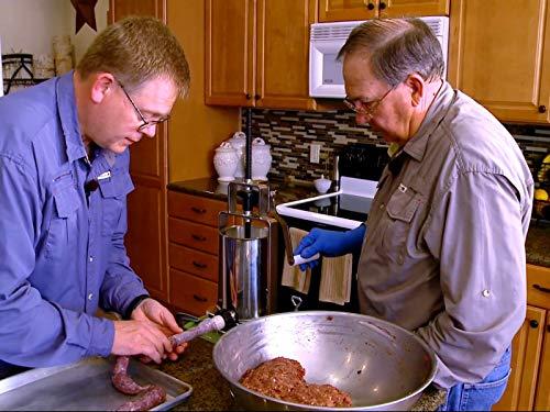 Cranberry Goose Sausage ()