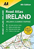 AA Road Atlas Ireland 2019