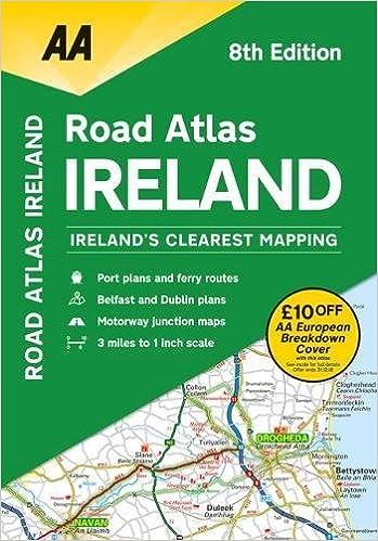 aa route map ireland