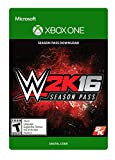 WWE 2K16 Season Pass - Xbox One Digital Code