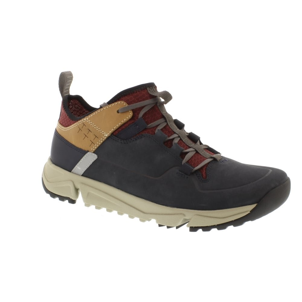 409c461015189 Clarks Tri Track Rise Leather Boots In Standard Fit Size 12: Amazon.co.uk:  Shoes & Bags