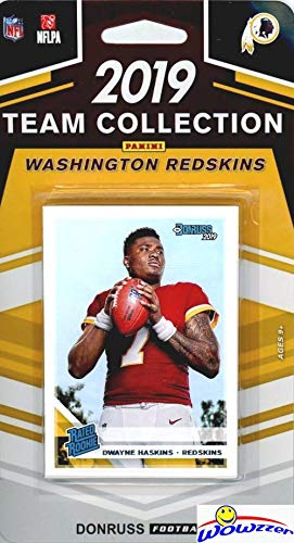 dwayne haskins football card