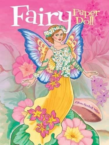 Fairy Paper Doll (Dover Paper Dolls) (Dolls Paper Fairy)