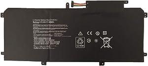 7XINbox 11.4V 45Wh 3830mAh Replacement Laptop Battery C31N1411 For ASUS U305F Series OB200-01180000M