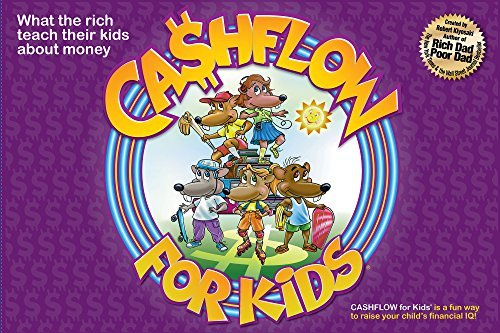 Rich Dad- CASHFLOW for Kids - Education Board Game for Children by The Rich Dad Company (Image #1)