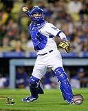 "Yasmani Grandal Los Angeles Dodgers 2015 MLB Action Photo (Size: 8"" x 10"")"