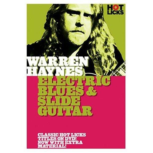 (Warren Haynes: Electric Blues & Slide Guitar)