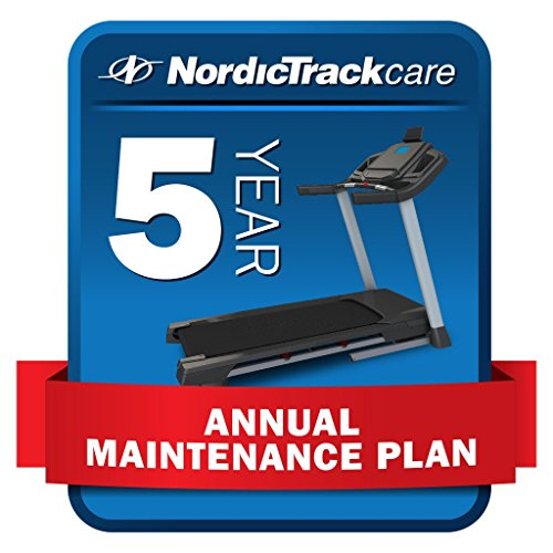 NordicTrack Care 5-Year Annual Maintenance Plan for Fitness Equipment $1500 to $2999