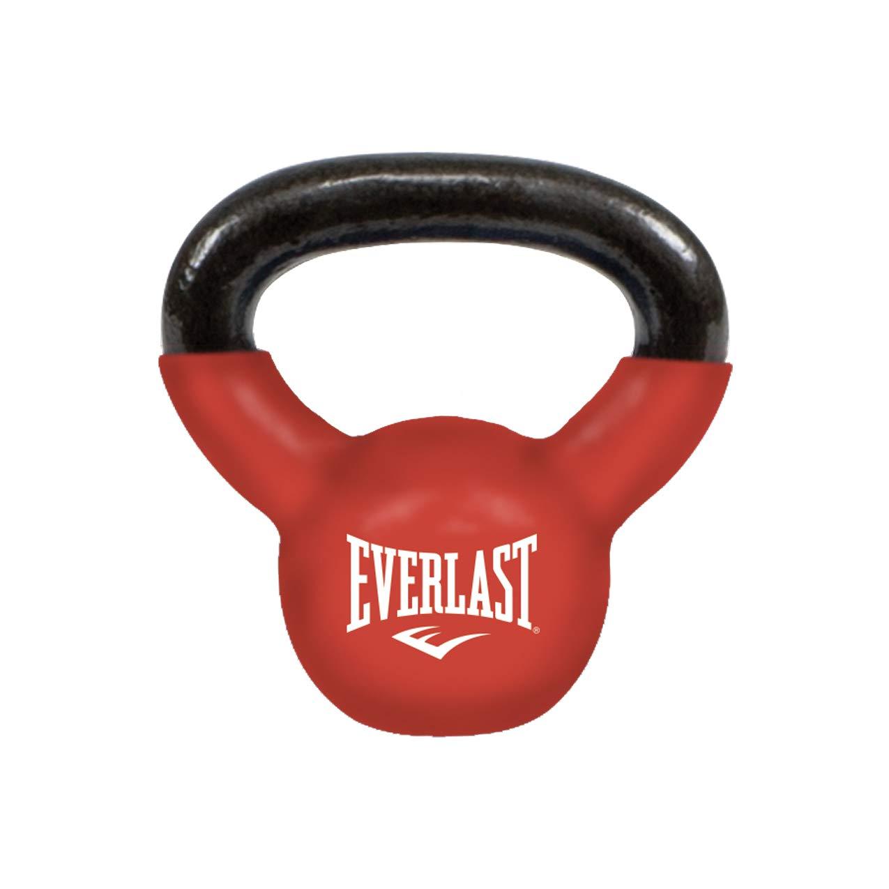 Everlast 35 lb Vinyl Dipped Kettlebell