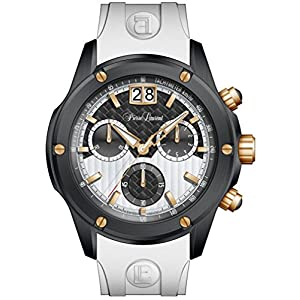 Pierre Laurent Men's Chronograph Swiss Watch w/ Date, 26114W