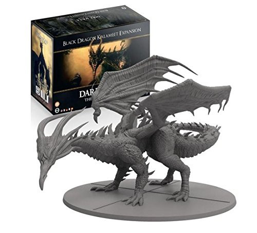 (Steamforged Games Dark Souls: The Board Game: Wave 2: Black Dragon Kalameet, Brown)