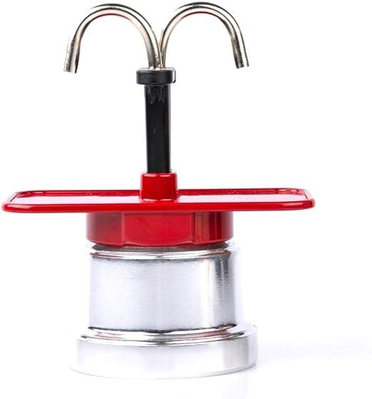 ODDINER Café Moka Pot Café Mini Appliance Aluminio Mocha Cafetera ...