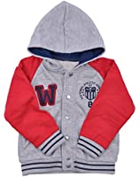Richie House Little Boys' Old School Athletic Department Hoodie and Sweats Set RH0673
