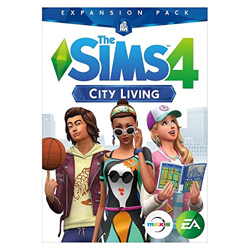 Electronic Arts The Sims 4 City Living - PC