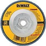 DEWALT DW8313 4-1/2-Inch by 5/8-Inch-11 80 Grit