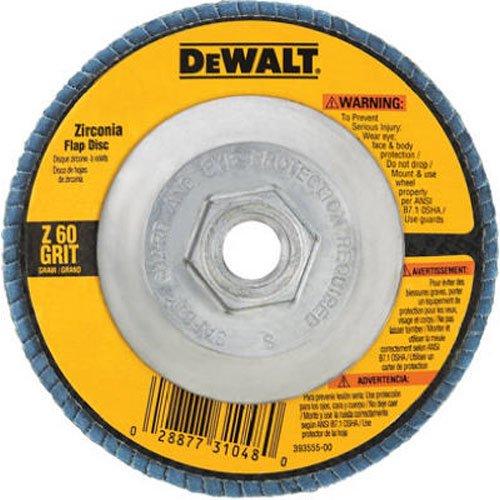 DEWALT DW8313 8 Inch 11 Zirconia Grinder
