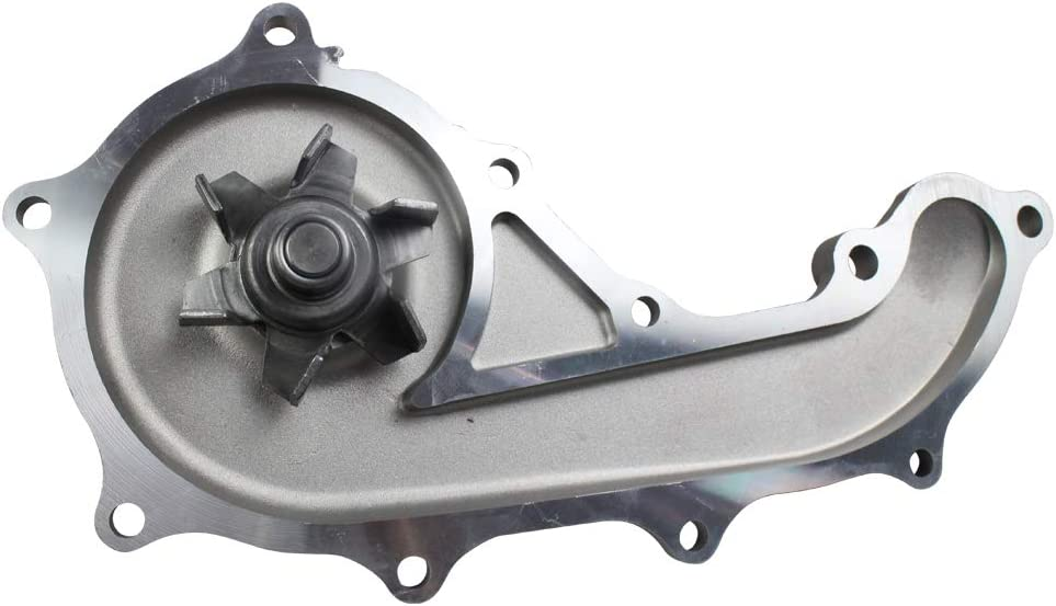 MACEL AW9293 Water Pump with Gasket Compatible with 1996-2010 TOYOTA/ 4RUNNER,/ 1994-1998 TOYOTA T100,/ 1995-2014 TOYOTA TACOMA/ 2.4L 2.7L L4 Engine