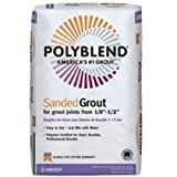 Oyster Gray Grout Sanded 25lb