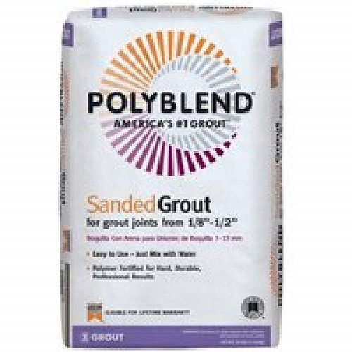 (Oyster Gray Grout Sanded 25lb)