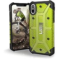 Urban Armor Gear Plasma Series Case for Apple iPhone X (Citron)