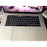 Apple MacBook Pro 15 Z0UE0000X with Touch Bar: 3.1GHz quad-core Intel Core i7, 16GB, 1TB - Silver (Mid 2017)
